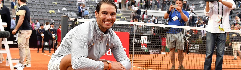 Open de tenis: Tras Madrid, Roma pone a prueba a los mejores en tierra batida