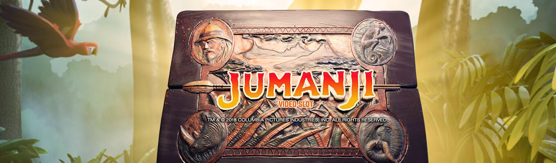 Jumanji: slot review