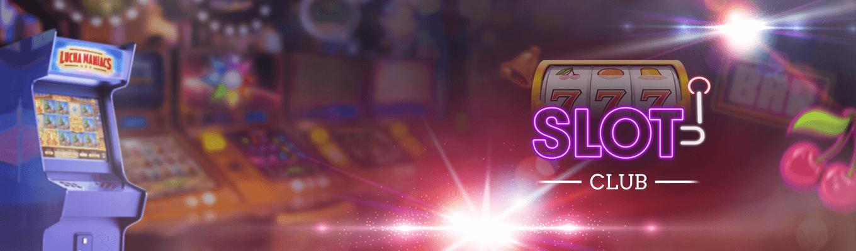 Slot Club, juega a las tragaperras
