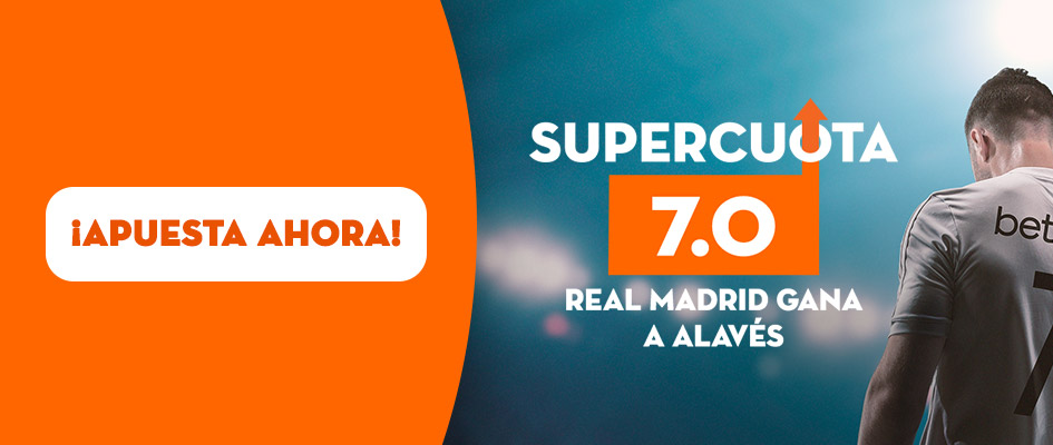 supercuota alaves real madrid