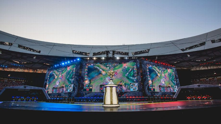 riot games world championship lol