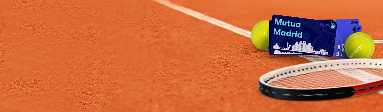 Promoción entradas VIP Mutua Madrid Open