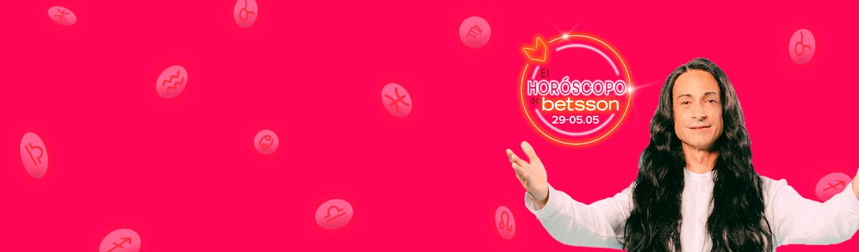 El Horóscopo de Betsson con Sandro Rey: semana del 29 de abril al 5 de mayo