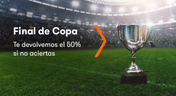 promoción Copa del Rey