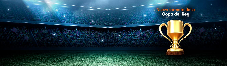 La nueva Copa del Rey de Rubiales