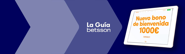Nuevo triple Bono de Bienvenida hasta 1000€ – La Guía Betsson
