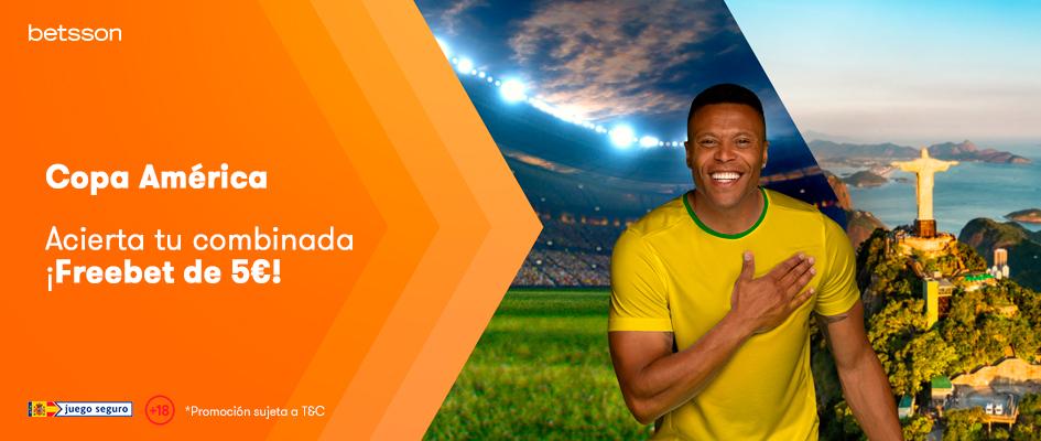 Promo Copa América 2019