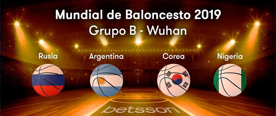 grupo b mundial de baloncesto china 2019