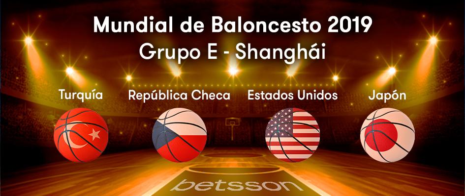 grupo e mundial de baloncesto 2019