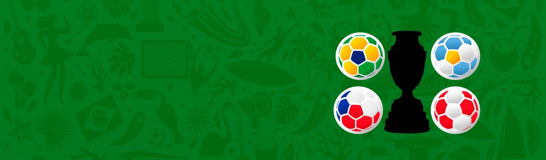 Pronósticos semifinales Copa América 2019