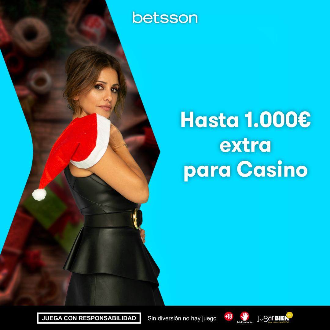 triple bono bienvenida casino