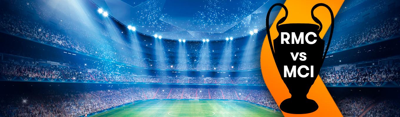 Pronósticos Real Madrid vs Manchester City – Octavos de Final Champions League