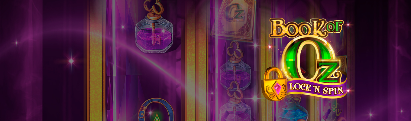 Book of Oz Lock'n Spin – Slot review