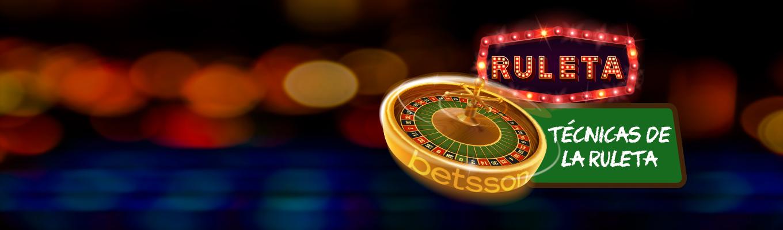 Técnicas para jugar a la ruleta –  La Guía de Betsson
