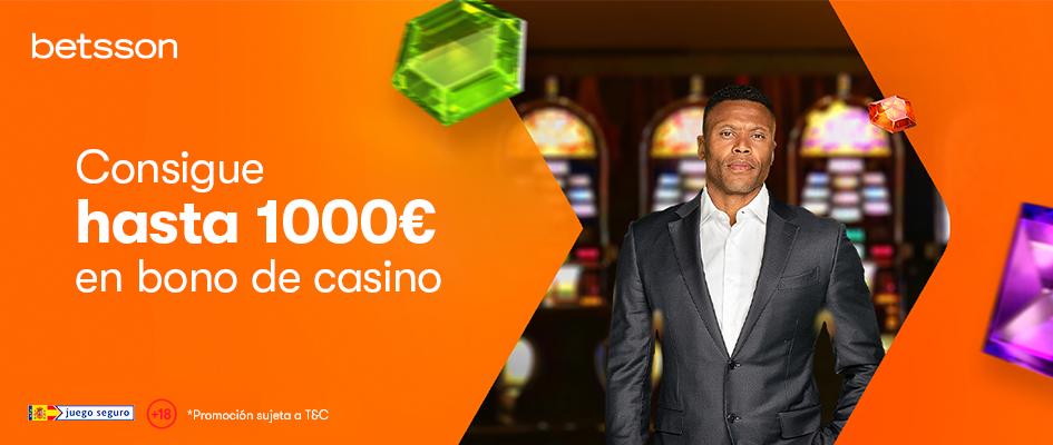 Bienvenida casino