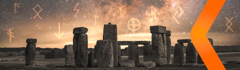 ¿Cuál es tu signo del zodiaco en runas vikingas?