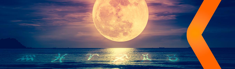 ¿Cómo te influye la luna en el amor y trabajo?