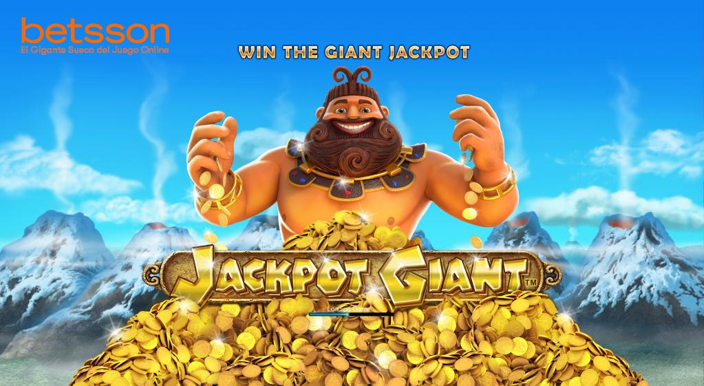 Jackpot Giant Betsson