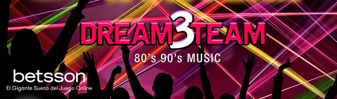 Dream 3 Team, consigue los 60.000 € del Jackpot mientras escuchas la mejor música House