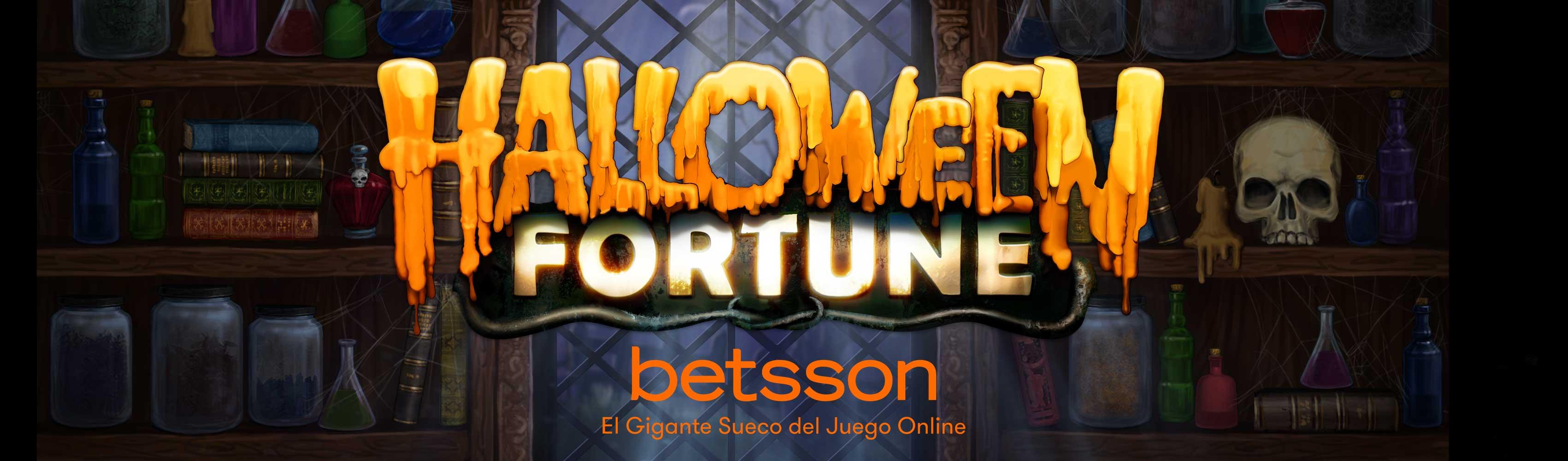 HALLOWEEN FORTUNE, gana hasta 50.000 euros en la slot online más terrorífica de Betsson