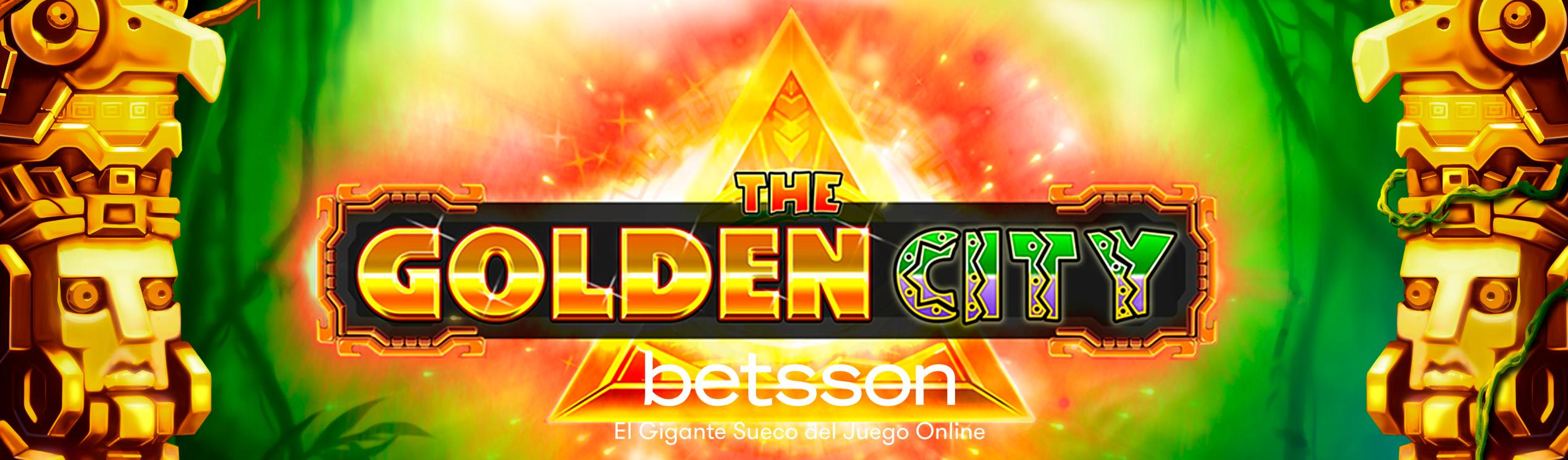 Consigue más de 600 Free Spins Seguidos con la slot Golden City