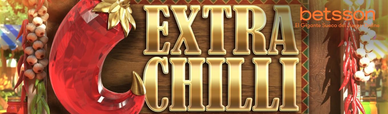 Extra-Chilli: la slot online más picante en Betsson.es