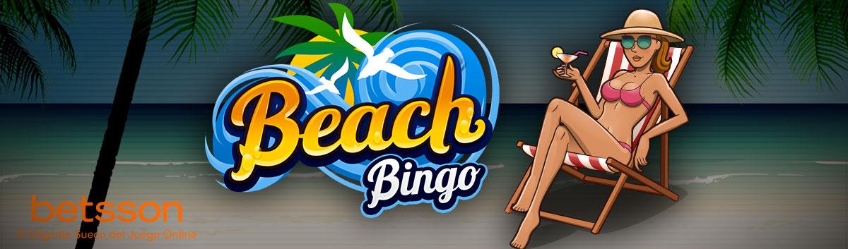 BEACH BINGO, hasta 20.000 euros de premio máximo de bingo