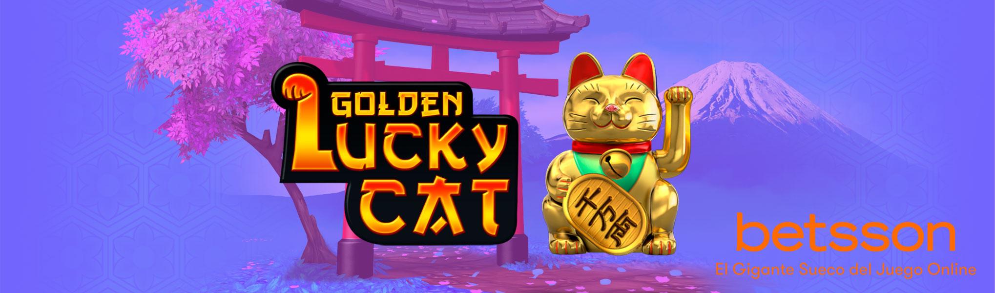 Llueven premios en el nuevo juego de bingo online, Golden Lucky Cat