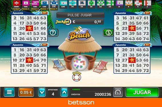 Pantalla-Juego-Beach-Bingo-Betsson