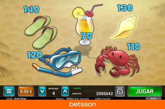 Minijuego-Playa-Beach-Bingo-Betsson