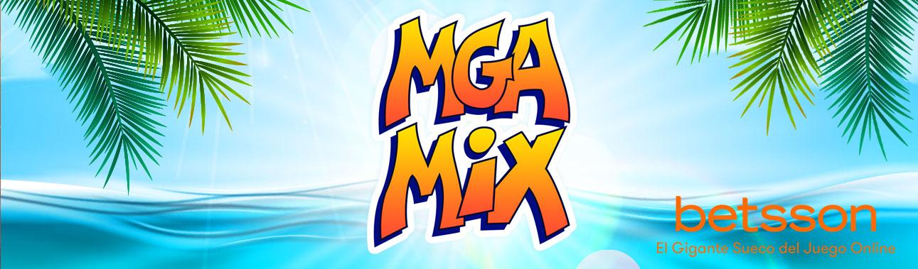 MGA MIX, baila al ritmo de Quique Tejada, Toni Peret y Josep María Castells
