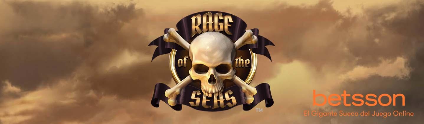 Listos para la nueva aventura pirata, Rage of the Seas de Betsson donde podrás ganar 27.440 €