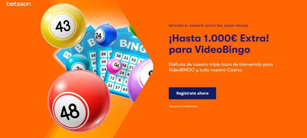 Promo Video Bingo