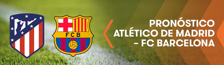Celebra a lo grande la vuelta de la Liga con el mejor pronóstico del Atlético de Madrid-Barcelona