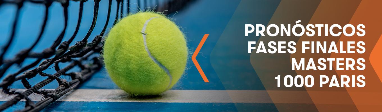 Masters 1000 París: Pronósticos de las fases finales