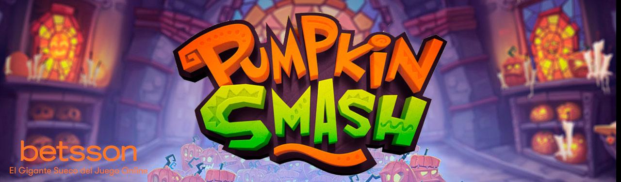 Pumpkin Smash, vive la mejor fiesta de Halloween y gana 25.700€ en la slot de Betsson