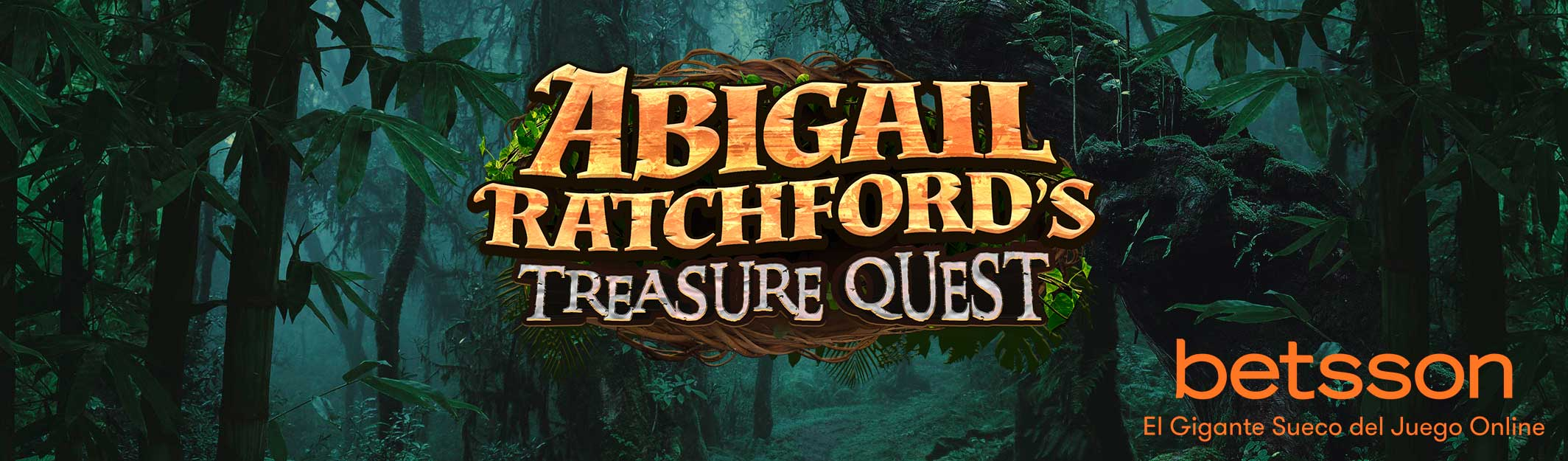 ABIGAIL RATCHFORD'S TREASURE QUEST, vive la mayor aventura de tu vida
