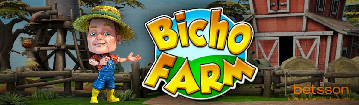 BINGO BICHO FARM, gana hasta 20.000€ en este juego de bingo online