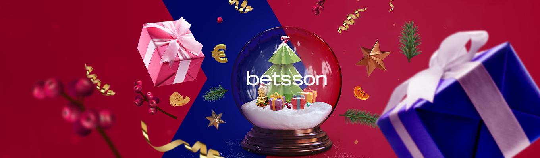 ¡Disfruta del calendario de adviento de Betsson.es!