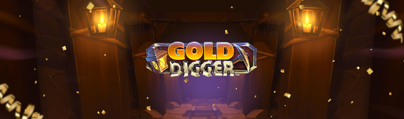 Gold Digger – Slot Review