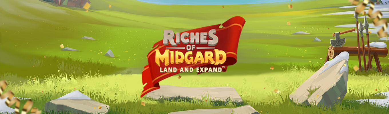 Riches of Midgard: Land and Expand – Slot Review