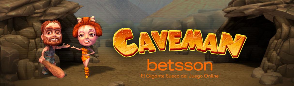 Gana en el juego de bingo online, CAVEMAN BINGO