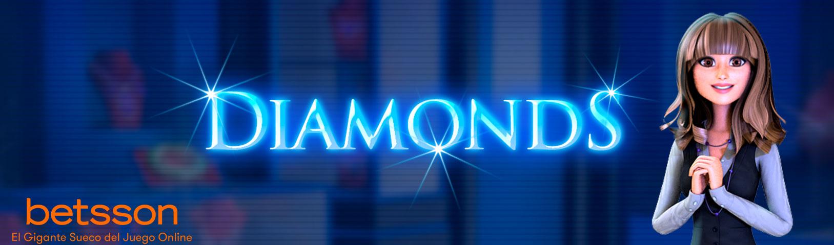 DIAMONDS BINGO, canta bingo y llévate hasta 30.000 euros