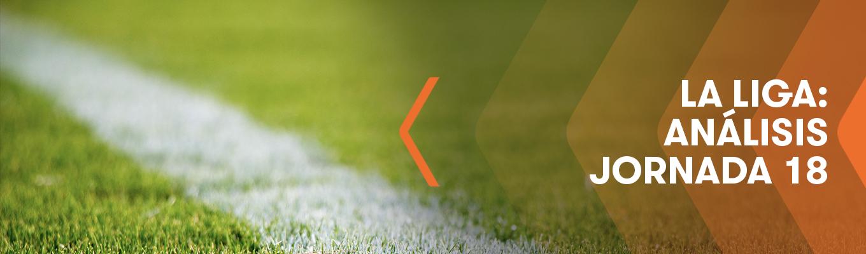 LaLiga: El Real Madrid se queda congelado en la Jornada 18