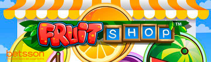 Slot Online Fruit Shop Megaways