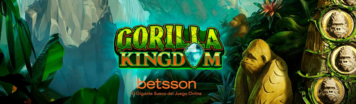 Slot Online Gorilla Kingdom