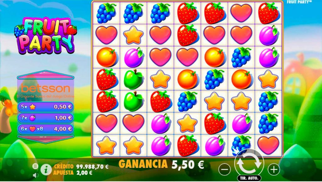 Fruit_party_slot