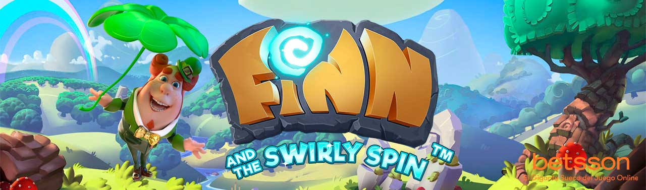 Slot Review Finn and the Swirly Spin