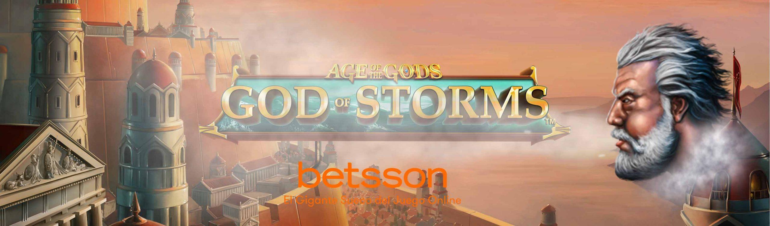 Slot Age of the Gods: God of Storms