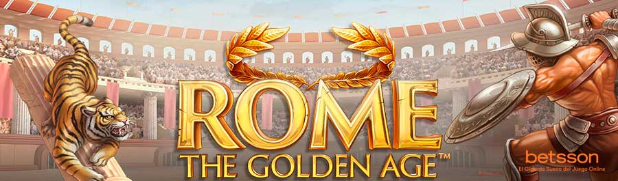 Slot Review: Rome, The Golden Age